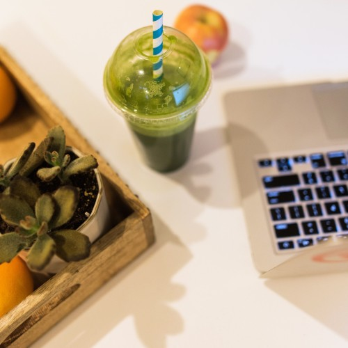 healthy habits: healthy snacks